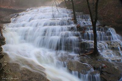 Lake Norwood Falls