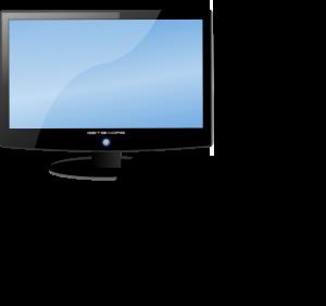 Image of couple watching TV